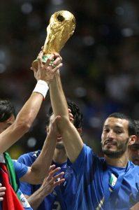 Italia - Francia  Stadio di Berlino Finale Mondiali Germania 09/07/2006