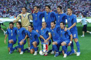 Berlin Olimpyastadion 09 jul 2006 Final Italy - France 6-4 d.t.s. and penalty Photographer: Maurizio Borsari